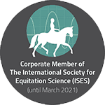 Member of the International Society for Equitation Science ISES