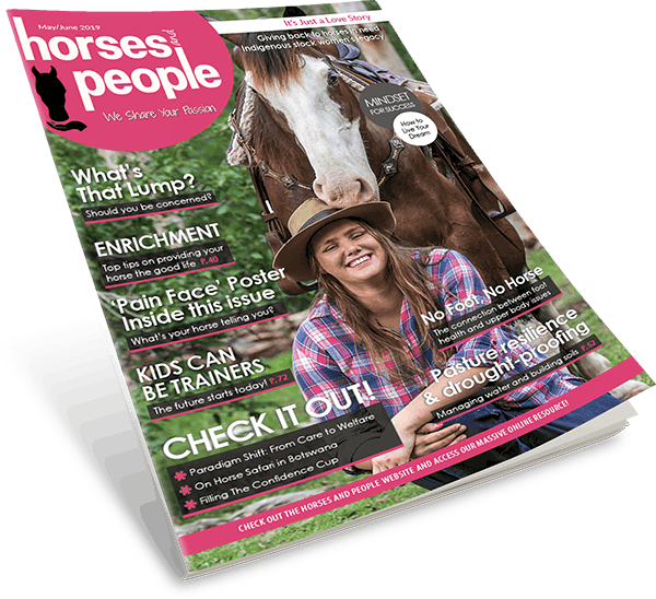 Horses and People Magazine May-June 2019 issue
