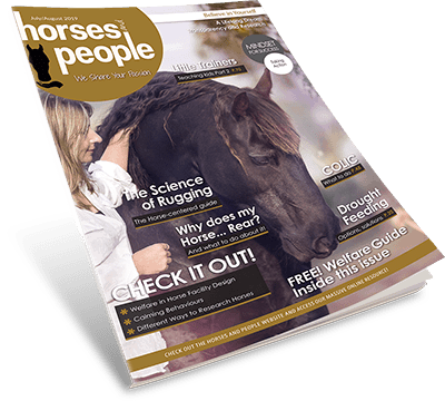 Horses and People Magazine July-August 2019 issue