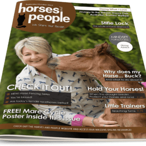 Horses and People Magazine September-October 2019 Print Issue