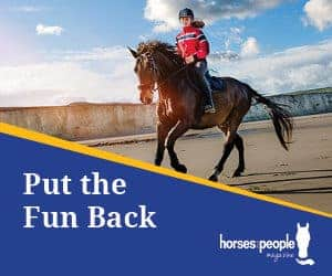 Put the Fun Back for Horses and People