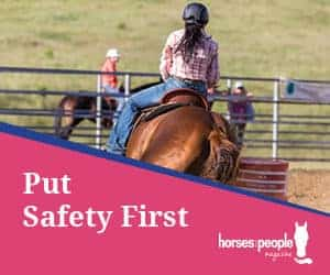 Put Safety First with Horses and People