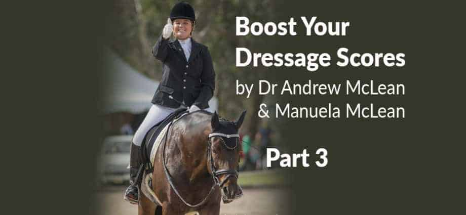 Dressage with Learning Theory. Incorrect responses