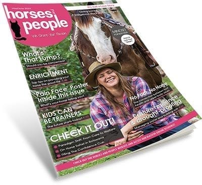 Horses and People May-June 2019 magazine
