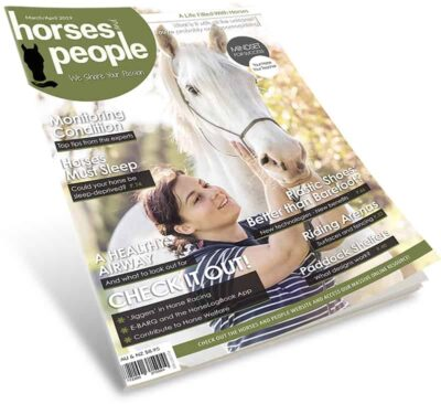 Horses and People Magazine March-April 2019 print issue