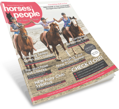 Horses and People January-February 2020 magazine issue