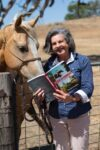 Maggie Dawkins, author of Horse on Course
