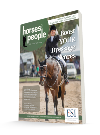 Supercharge your flatwork and dressage performance with Manuela McLean