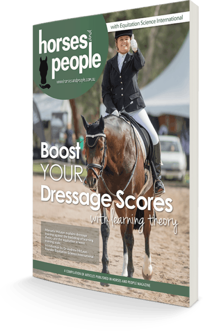 Boost Your Dressage Scores, the complete series e-book