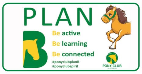 Pony Club has a plan B for COVID-19
