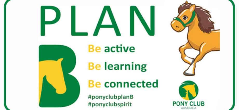 Pony Club has a plan B for COVID-19
