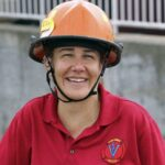 Rebecca Gimenez Husted, PhD, is the Director of Technical Large Animal Emergency Rescue (TLAER)