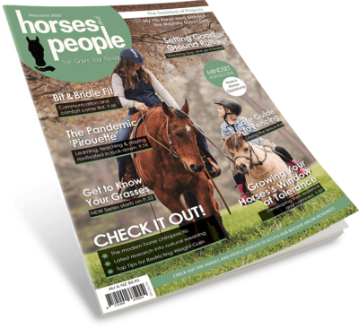 Horses and People Magazine May-June 2020 issue