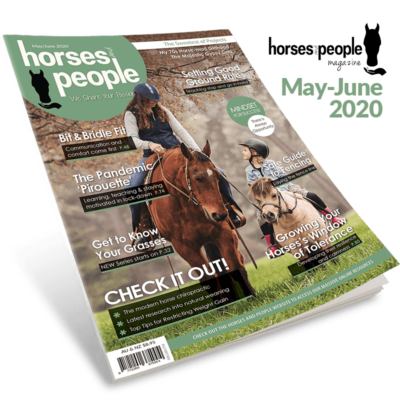 Horses and People May-June 2020 Magazine issue