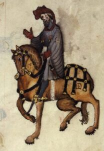 The Knight by Chaucer