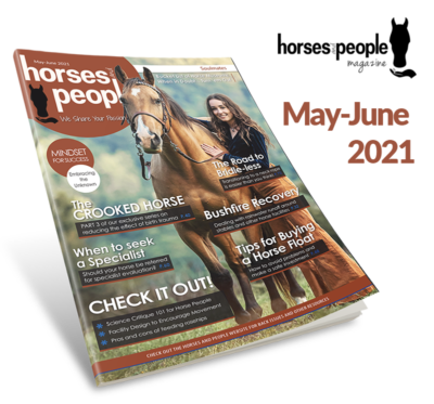 May-June 2021 Horses and People Magazine