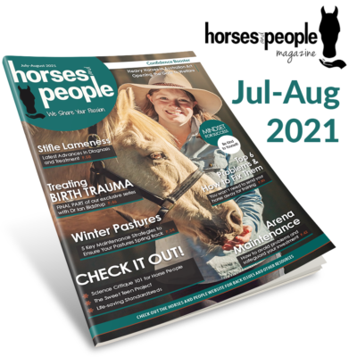 July-August 2021 Horses and People Magazine