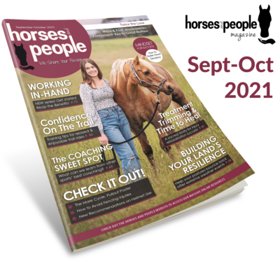 September-October 2021 Horses and People Magazine