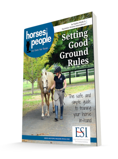 Setting Good Ground Rules eBook by Equitation Science International