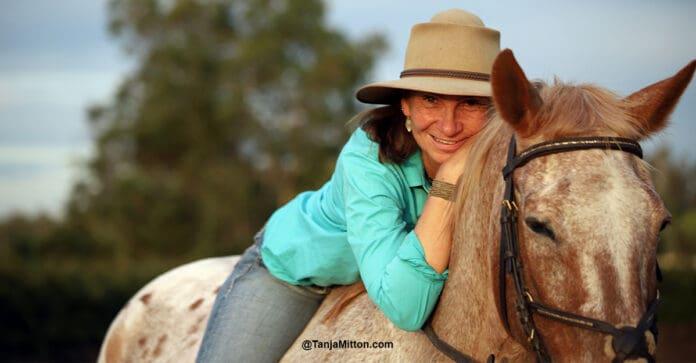 Tanja Mitton Equestrian Mindset Coach