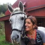 Karen Wild, PhD, of Hands for Horses
