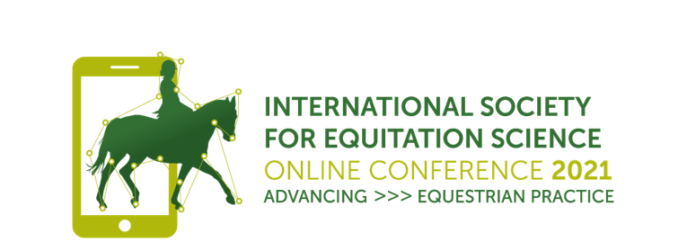 Logo of the 2021 International Equitation Science Conference
